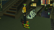 Actionspiel Jet Set Radio: Trailer-Bild © Sega