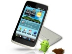 ViewSonic: Neue Android-Smartphones mit Dual-SIM Das ViewPhone 5e kommt mit Android 4.0 und Office-Software. © ViewSonic