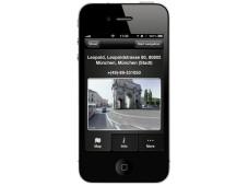 Navigon Mobile Navigator auf iPhone ©Navigon