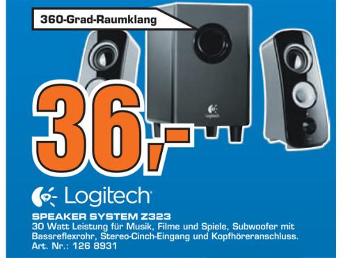 Logitech Z323 ©Saturn