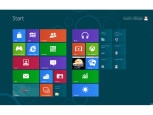 Apps in Windows 8 starten © Microsoft