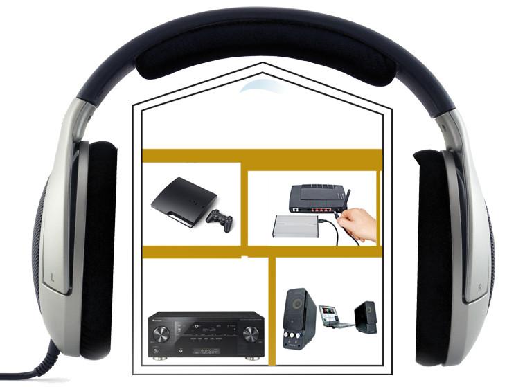 Anleitung Musik per WLAN streamen und im Haus verteilen