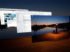 Desktop-Ansicht von Windows 7 ©COMPUTER BILD