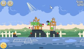 Screenshot 1 - Angry Birds Seasons