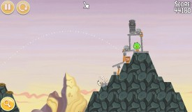 Screenshot 2 - Angry Birds Seasons