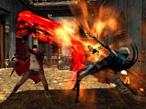 Devil May Cry: Dante macht einem Gegner Beine���Capcom