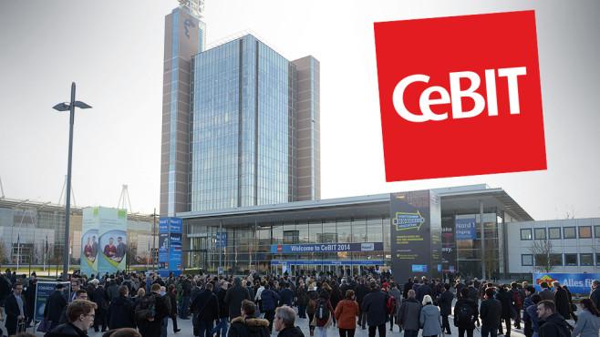 CeBIT 2014 ©Deutsche Messe, Hannover, Cebit