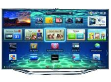 Samsung Smart TV UE55ES8090 Vielf�ltig einsetzbar: Der Samsung UE55ES8090. ©Samsung