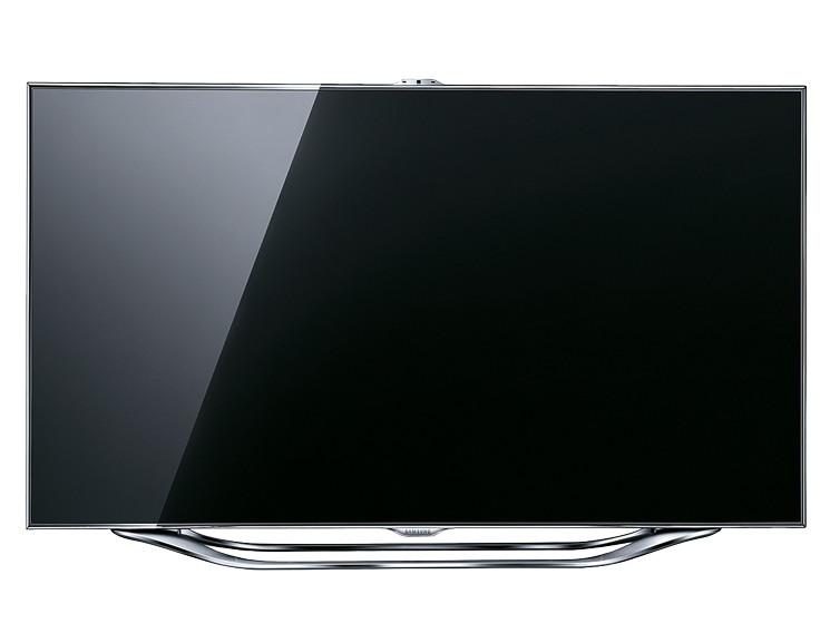 test flachbildfernseher samsung ue40es8090 audio video. Black Bedroom Furniture Sets. Home Design Ideas