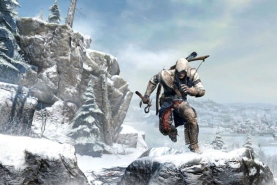 Actionspiel Assassin's Creed 3: Franklin © Ubisoft