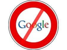 Verkehrsschild mit Google-Logo ©COMPUTER BILD