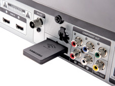 Funkadapter Samsung HT-D6759W ©COMPUTER BILD