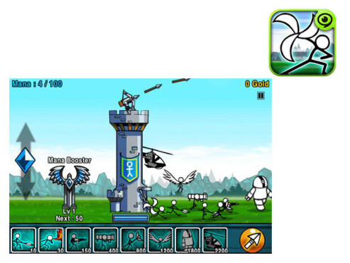 Cartoon Wars © GAMEVIL Inc.