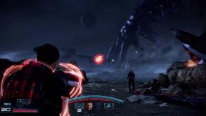 Rollenspiel Mass Effect 3: Shepard ©Electronic Arts