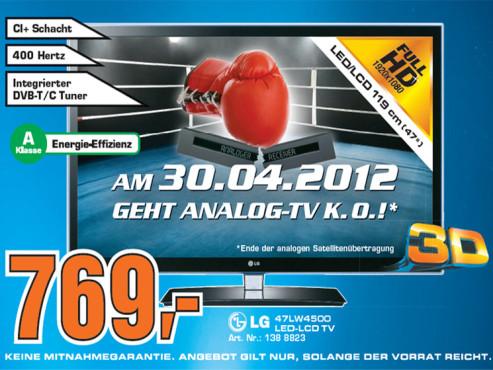 LG 47LW4500 ©Saturn