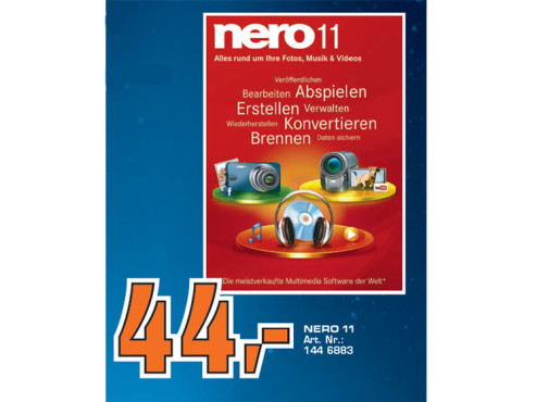 Nero 11 ©Saturn