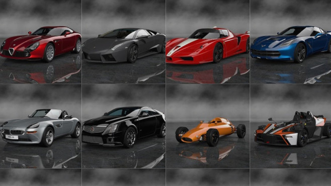 gran turismo 6 komplette auto liste enth llt computer bild spiele. Black Bedroom Furniture Sets. Home Design Ideas