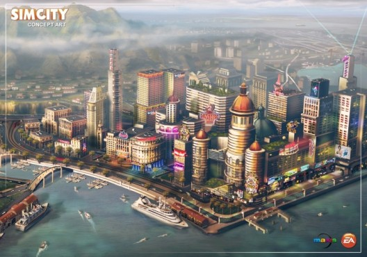 Simulation Sim City: Casino © Electronic Arts