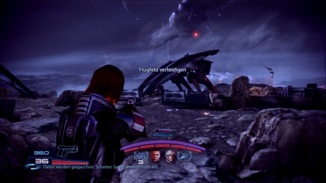 Rollenspiel Mass Effect 3: Priorit�t Palaven ©Electronic Arts