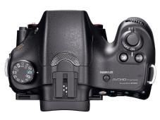 Aufsicht Sony SLT-A57 ©Sony