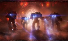Strategiespiel Starcraft 2: Marines © Blizzard Activision