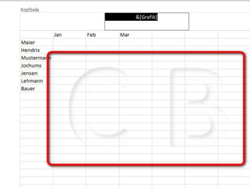 Schritt 11 ©Microsoft Excel 2010
