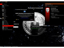 Screenshot vom Anonymous-OS © anonymous-os.tumblr.com