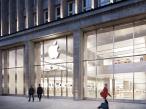 Apple Geschäft am Jungfernstieg (Hamburg) ©Apple