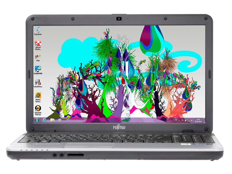 Fujitsu Lifebook A531 (VFY:A5310MP431): Notebook im Test ...