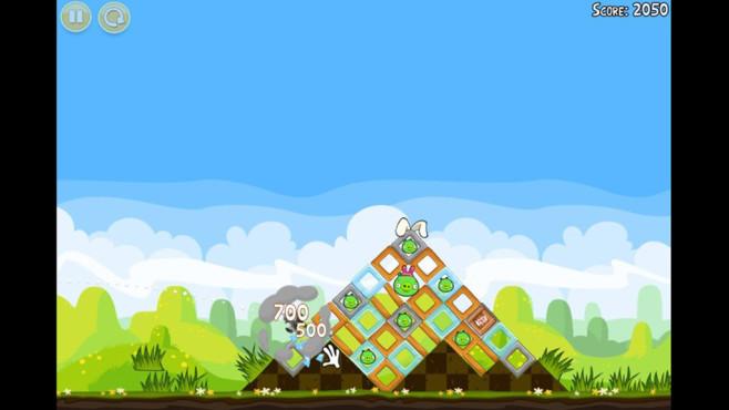 Angry Birds Seasons ©COMPUTER BILD
