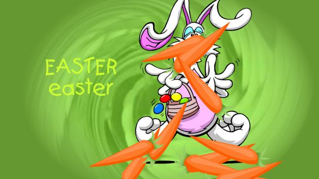 Easter is fun ©COMPUTER BILD
