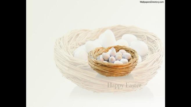 Free Happy Easter Screensaver ©COMPUTER BILD