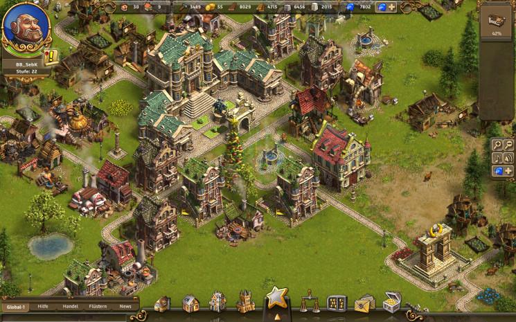 siedler 3 online spielen