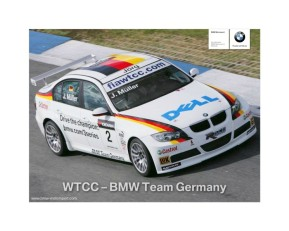 BMW Motorsport Screensaver