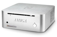 Amiga Mini PC: Logo © Commodore