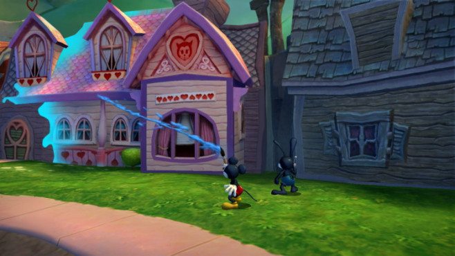 Actionspiel Disney Micky Epic 2: Fassade © Disney