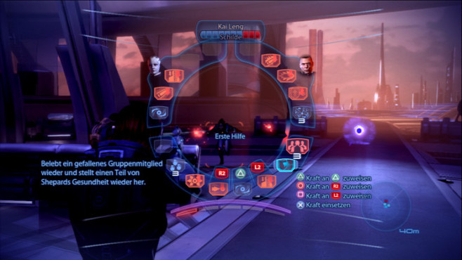 Rollenspiel Mass Effect 3: Priorit�t � Thessia ©Electronic Arts