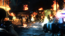Actionspiel Resident Evil – Operation Raccoon City: Brände © Capcom