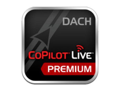 CoPilot Live Premium ©iTunes