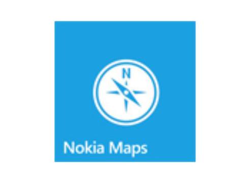 Nokia Maps ©Nokia