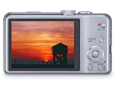 Touchscreen Panasonic Lumix DMC-TZ31 ©COMPUTER BILD