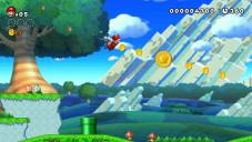 Geschicklichkeitsspiel New Super Mario Bros. U: Münzen ©Nintendo