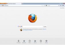 Firefox 13 Beta: Neuer Home-Tab ©Mozilla