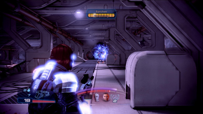 Rollenspiel Mass Effect 3: Priorität – Horizon © Electronic Arts