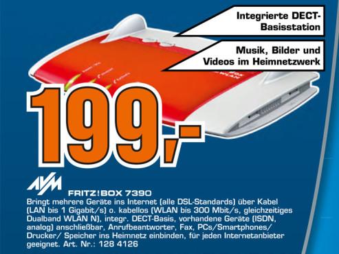 AVM Fritzbox 7390