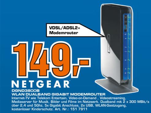 Netgear DGND3800B