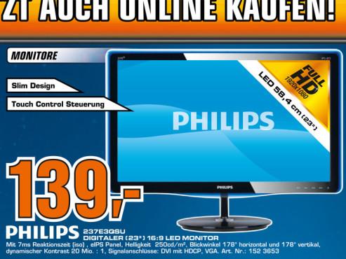 Philips 237E3QSU