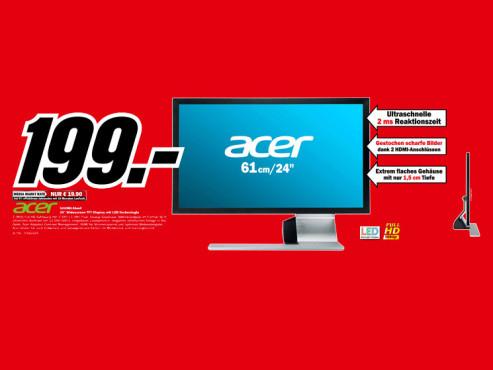 Acer S243HLAbmii ©Media Markt