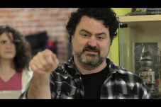 Double Fine Adventure: Tim Schafer © Double Fine Studios