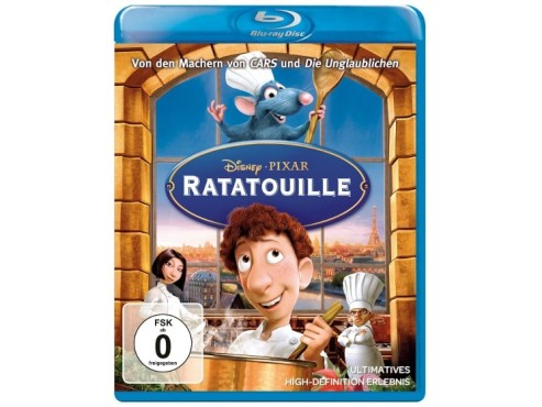 Ratatouille © Walt Disney